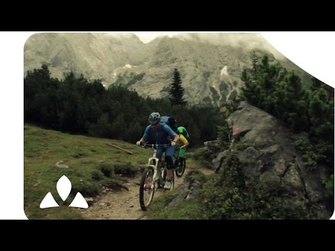 """Zugspitze"" Freeride: Mountain Bike Movie (FullHD) I VAUDE"