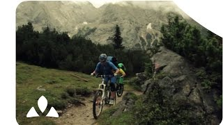 VAUDE - Zugspitze Downhill - MTB Movie (HD)