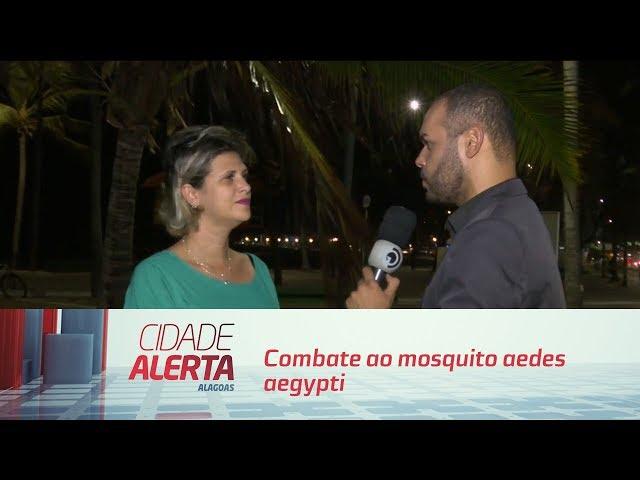 Combate ao aedes aegypti: campanha recolhe pneus velhos em Alagoas