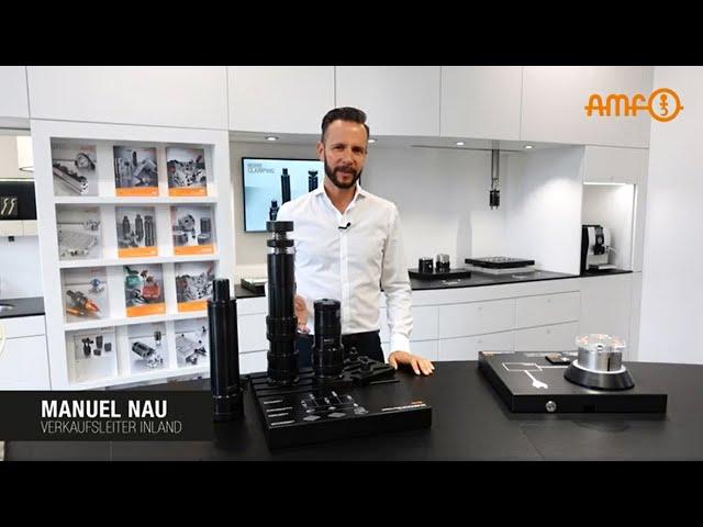 Modularer Schraubbock von AMF - Einfach clever kombinieren