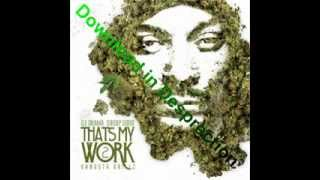 Snoop Dogg - That's My Work 2 (Full Mixtape) + ZIP