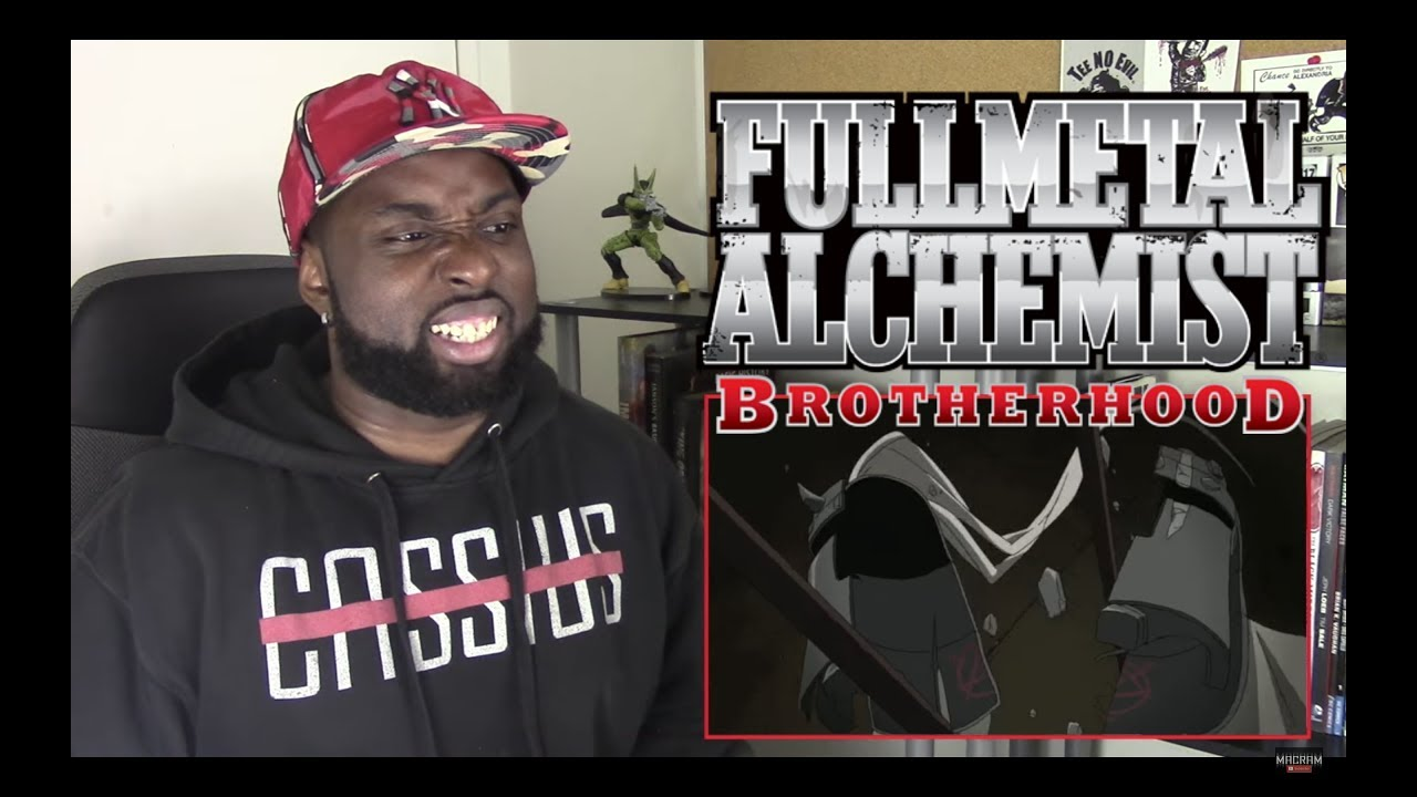 Fullmetal alchemist brotherhood episode 8