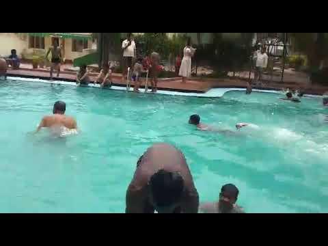 Swimming pool at Bangalore