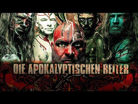 DIE APOKALYPTISCHEN REITER - Auf Und Nieder (OFFICIAL [CENSORED] VIDEO)