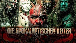 DIE APOKALYPTISCHEN REITER Auf Und Nieder OFFICIAL CENSORED VIDEO