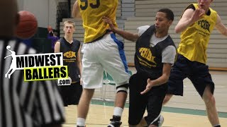 2014 PG Marcus Myers Has VISION And Game! Fall League Highlights