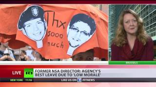 'More money on outside'  NSA's best leave due to 'low morale' – former NSA director