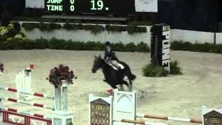 Video of ISHANA III ridden by KELLI CRUCIOTTI from ShowNet!
