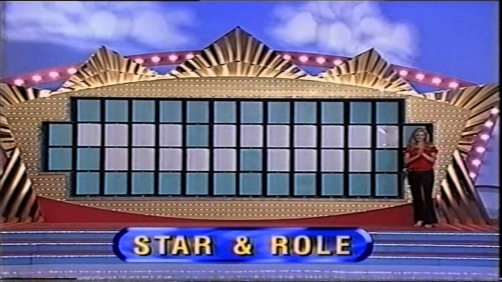 Wheel Of Fortune 2002 2004