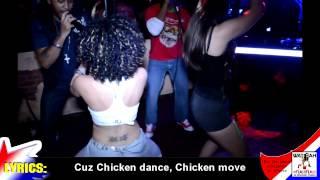 Watatah - Chicken Dance aka She Can Dance (Lyrics)