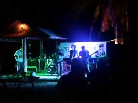 Live Blues Rock at Amity Bungalow 5/1/2013:04