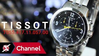 Review Tissot PRC 200 T055.417.11.057.00 - Chính xác, Cứng rắn và Cổ điển - Xchannel