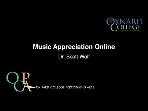 Oxnard College - Music Appreciation Online - Tone Color