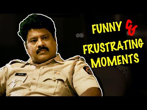 Vaastav Movie Fame Fracture Bandya aka Ganesh Yadav In Marathi Movie Chaurya | Funny Moments
