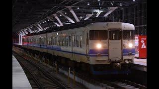413系AM02編成 普通463M 富山駅発車