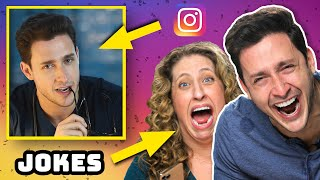 comedian-reacts-to-my-ig-posts-try-not-to-laugh