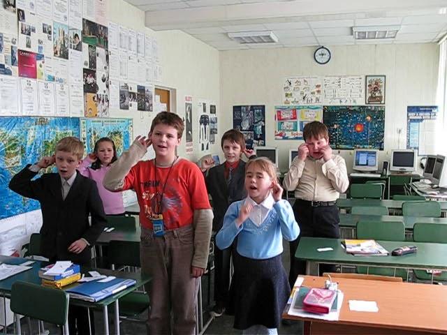 Школа английского языка в Пушкино _ По волнам памяти 8 _ Monster