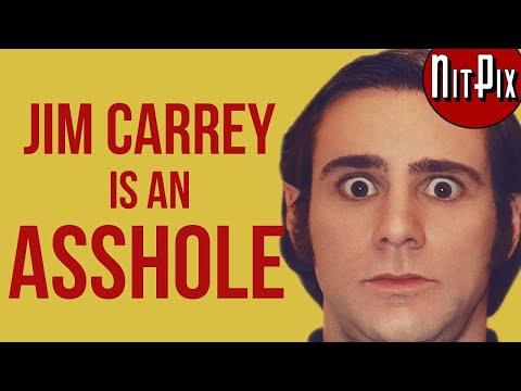 Jim Carrey Is An Asshole Method Actor (Jim & Andy) - NitPix