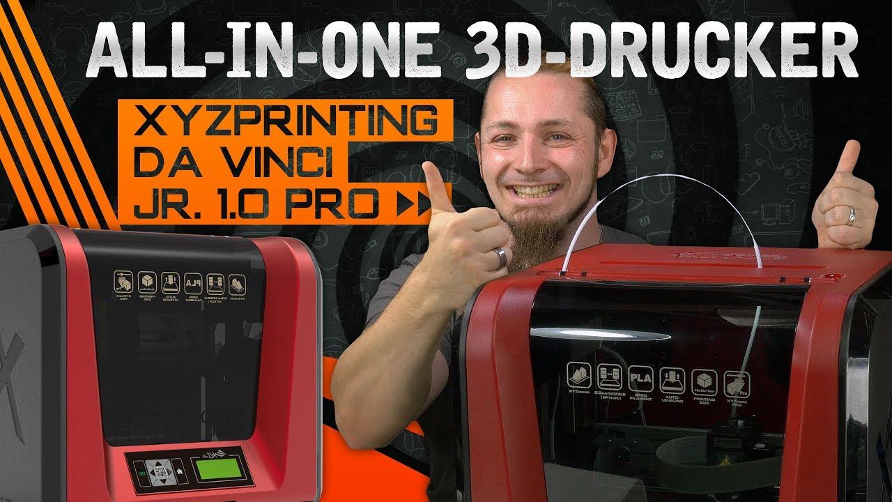 XYZ Printing Da Vinci 1.0 Pro vs XYZ Printing Da Vinci ...