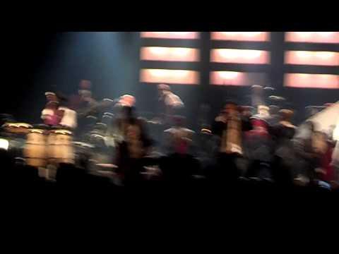 SEEED live in Brussels 20/09/2013 in Ancienne Belgique Harlem Shake