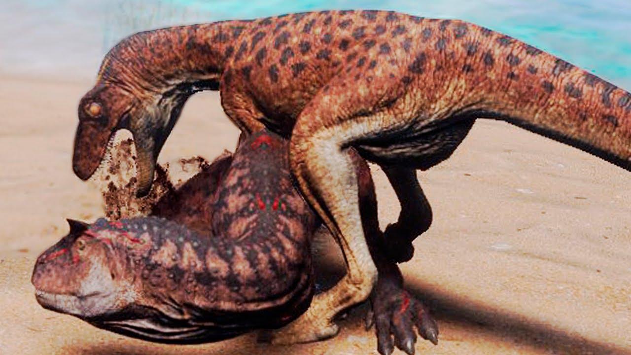Download Vida Utah, Território dos Predadores! Deinosuchus, Estegossauros, Utahraptors e +   The Isle   PT/BR