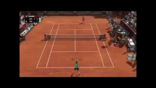 top spin 4 2K Open ( dienest2012 VS YOUSEEF ) & Match to retire