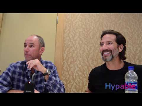 The Passage at SDCC: Henry Ian Cusick, Jamie McShane
