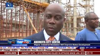 Wigwe Says Industrial Revolution Will Improve Abeokuta City Centre