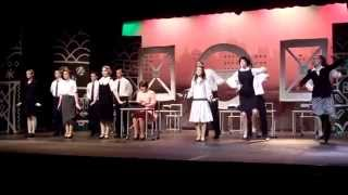 Speed Test Tap Sequence - Thoroughly Modern Millie HHS