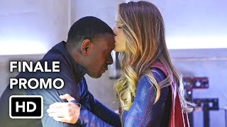 "Supergirl 1x20 Promo ""Better Angels"" (HD) Season Finale"