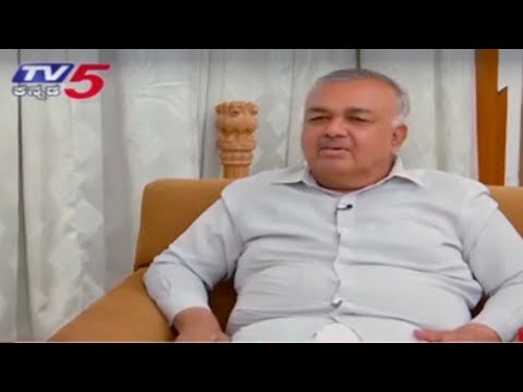 Home Minister Ramalinga Reddy Exclusive Interview #1 | TV5 Kannada