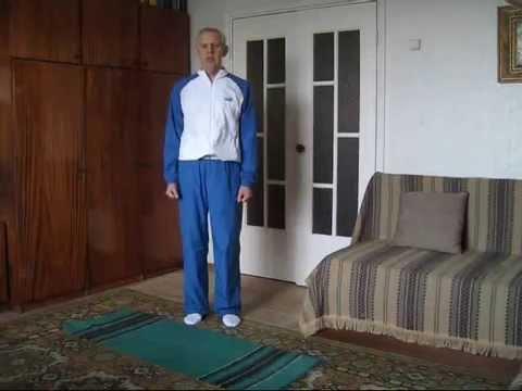 упражнения для улучшения потенции приседания