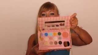 Бюджетные тайские косметические бренды. Beauty Buffet 1. Обзор на набор косметики Pandora Box(, 2015-05-31T20:42:12.000Z)
