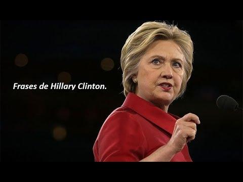 Frases De Hillary Clinton Youtube