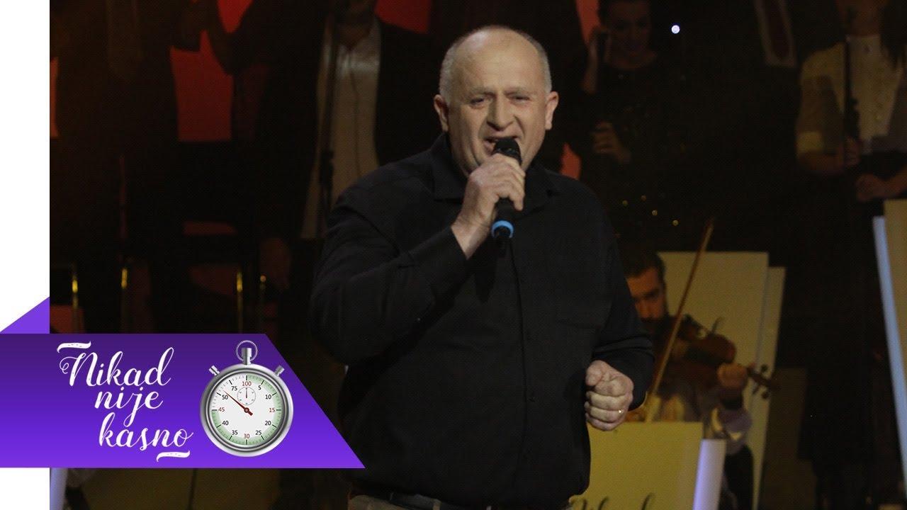 Ivica Vrhovac Ivo - Umrecu bez tebe nevero moja - (live) - NNK - EM 13 - 15.12.2019