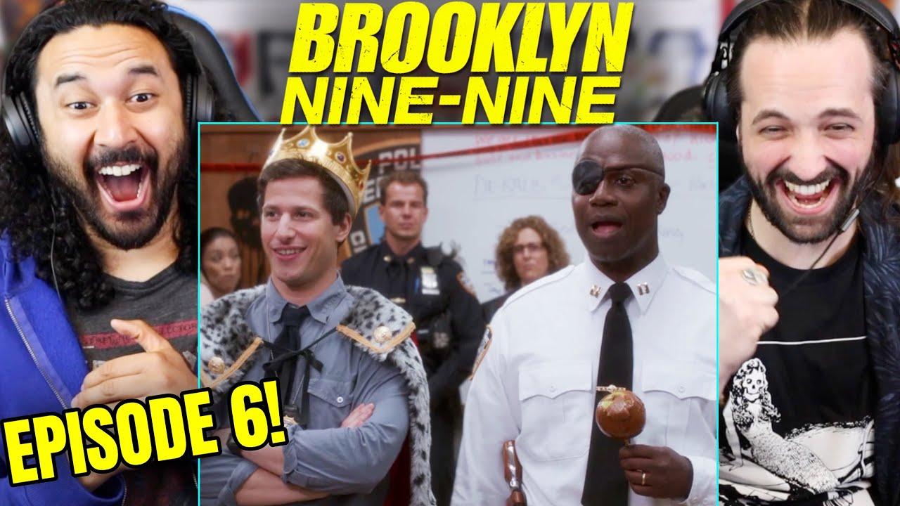 "Download Brooklyn Nine-Nine EPISODE 6 REACTION!! 1x6 ""Halloween"""
