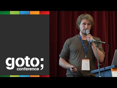 GOTO 2016 • Beyond Flux - Scalable Frontend Architectures built upon Publish/Subscribe • M. Kurze