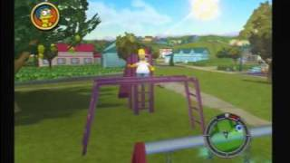 The Simpsons Hit & Run Walkthrough Part 1: Oh, brain like shiney things...