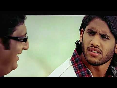 Josh movie prakash raj and naga chaitanya comedy scene