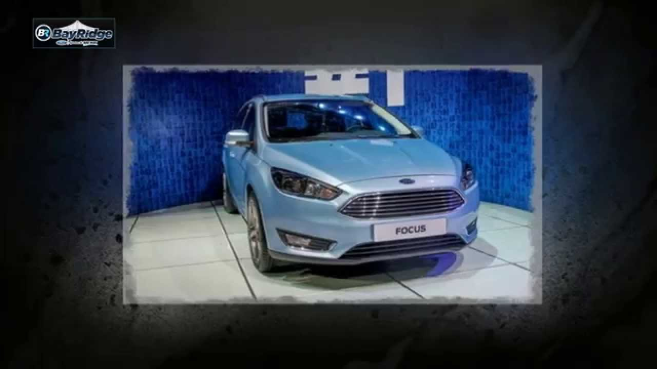 Ford Dealership Brooklyn >> 2015 Ford Focus Review Brooklyn Ford Dealer Youtube