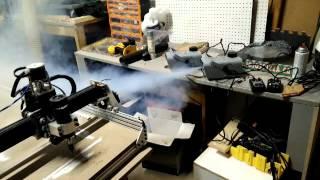 The Fog Machine timer hack