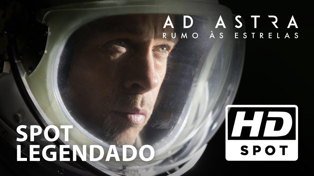 Ad Astra: Rumo Às Estrelas | Spot Oficial 2 | Hoje nos cinemas