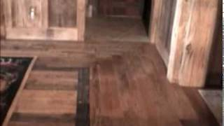 Antique Oak Flooring & Chestnut Flooring From Conklin's Barnwood