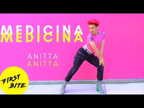 Anitta - Medicina Dance Cover By Eddie | Rikimaru Choreography