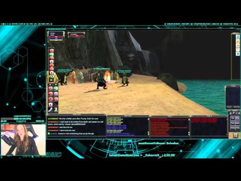 aDruidAfternoon - quadding in Cobalt Scar - EverQuest - Project 1999