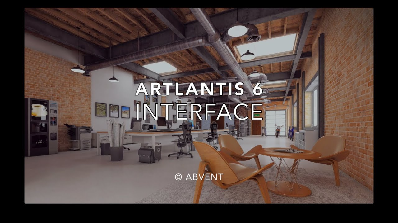 artlantis 6 interface youtube. Black Bedroom Furniture Sets. Home Design Ideas