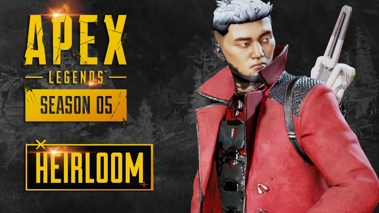 The Data Knife Crypto's Heirloom or just a Weapon Charm?!?! Season 5 Apex Legends