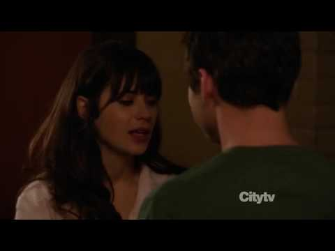 New Girl: Nick & Jess 2x15 #16 (Nick: I meant something like that/Ness first kiss)