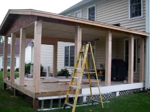 Adding Covered Porch To House Mycoffeepot Org