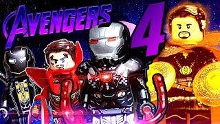 Марвел Мстители 4 с Алиэкспресс - Оригинал LEGO и китайские подделки